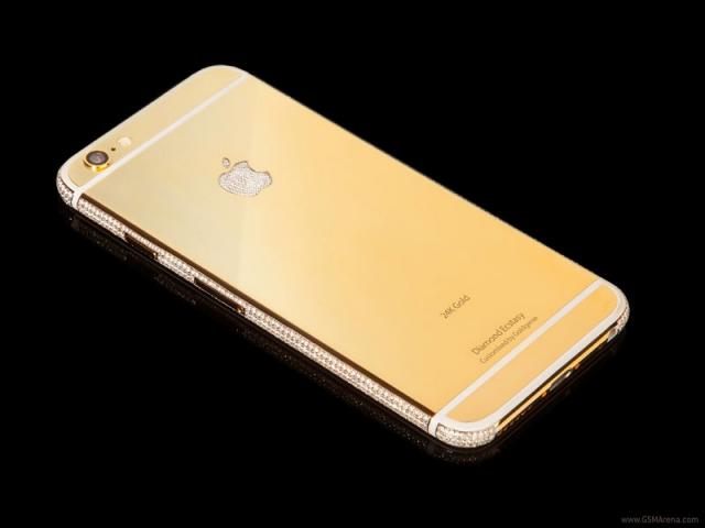 Компания Goldgenie создала iPhone 6 ценой в 2.3 миллиона фунтов стерлингов