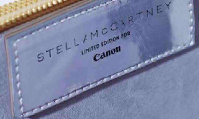 Canon и Стелла Маккартни представили дизайнерскую сумку для зеркального фотоаппарата