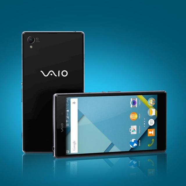 Бренд VAIO может появится на рынке смартфонов с новинкой