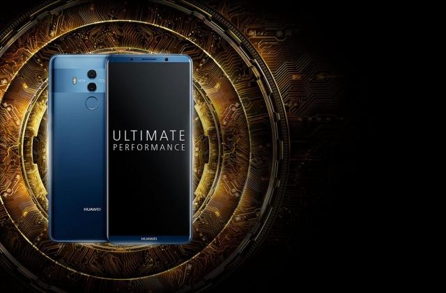 Huawei Mate 10 Pro: вже скоро в ERC