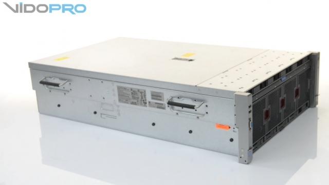 Видеообзор стоечного сервера HP ProLiant DL580 Gen8