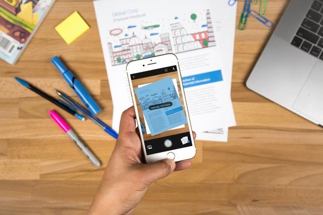 Adobe Scan - мобільний сканер з функцією автоматичного розпізнавання тексту