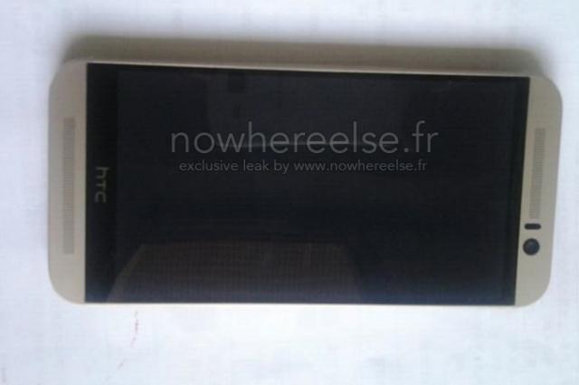 Первый взгляд на оригинальный HTC One M9: знакомый дизайн и огромная камера