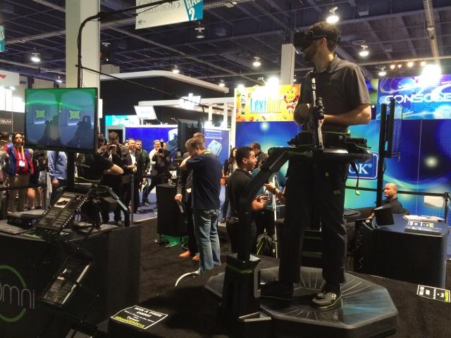 Представлено новое поколение аксессуаров Virtuix Omni для виртуального гейминга