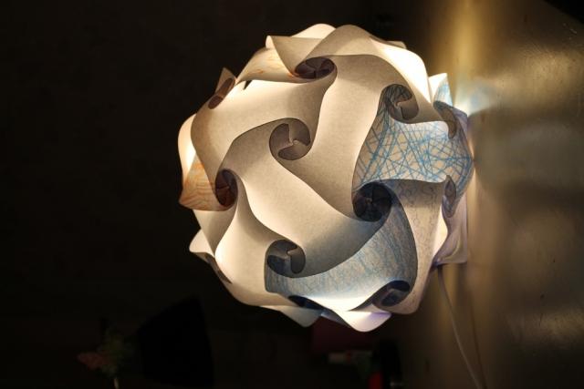 LED Philips Fila inside