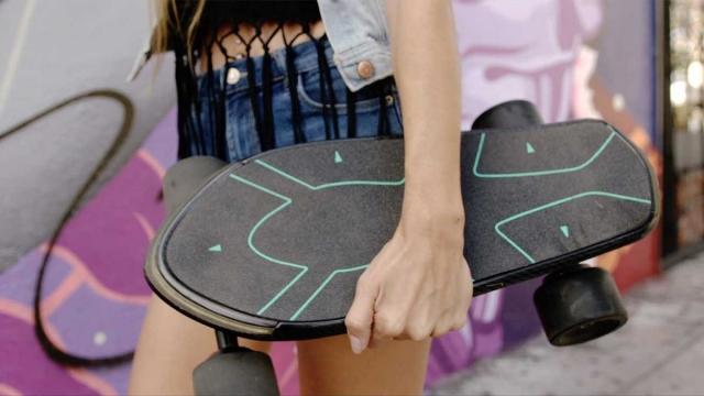 Spectra з сенсорними датчиками – Tesla у світі скейтбордів