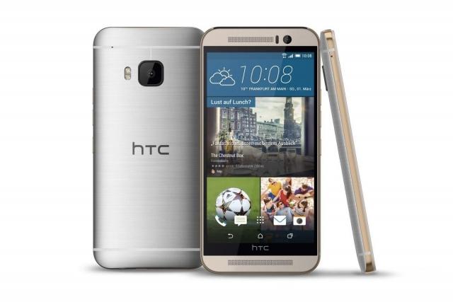 Изображения и характеристики HTC One M9, просочившиеся до запуска