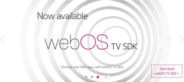 Комплект средств разработки приложений для LG Smart TV