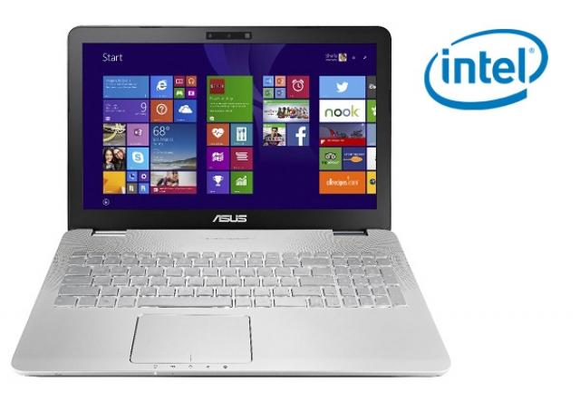 Ноутбук ASUS N551JQ с 3D-камерой Intel RealSense