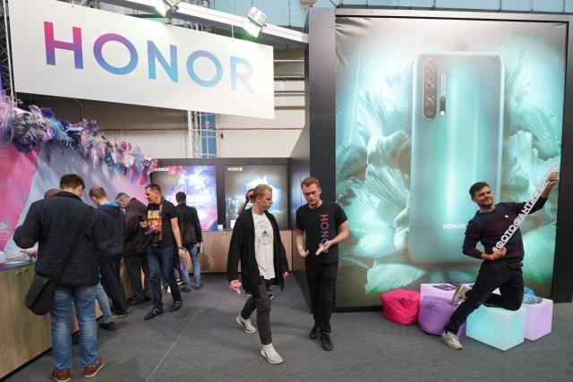 HONOR на CEE & CEE Games 2019: фотофантастичні новинки нового покоління