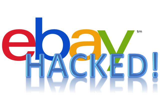 В результате кибератаки украдена информация из 145 млн аккаунтов eBay