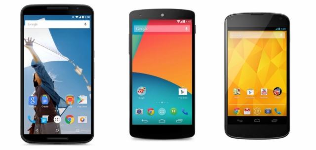 Новая прошивка Android «сломала» отправку СМС-ок на Nexus 4, 5, 6