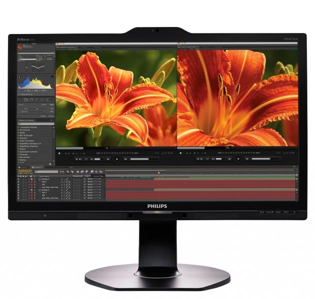 Новый 23,8-дюймовый монитор с поддержкой 4K UHD
