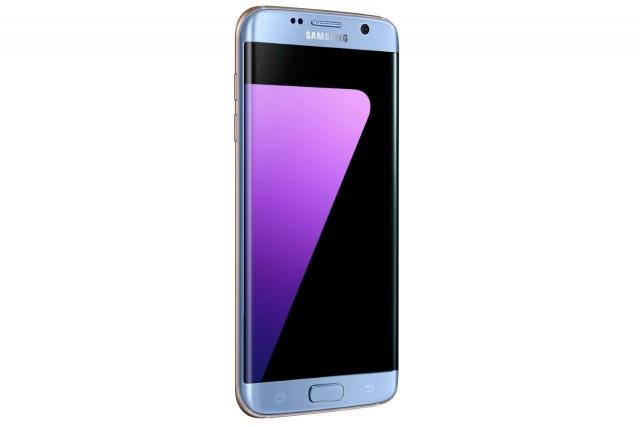 Старт продаж Galaxy S7 edge Blue Coral в Украине