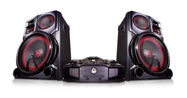 Новые беспроводные саундбары и аудиосистемы LG X-Boom