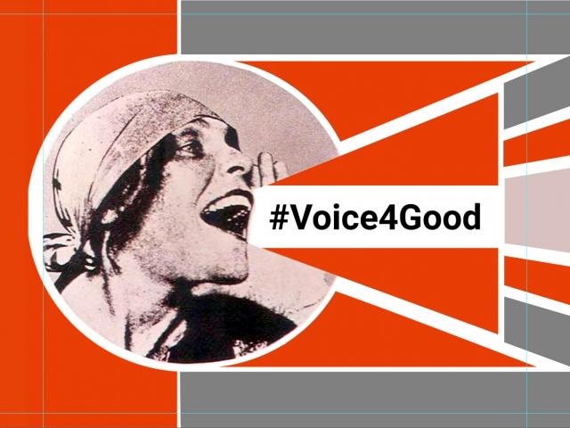 YouTube запускає в Україні кампанію Voice4Good в підтримку позитивного діалогу в мережі