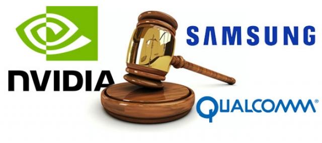 Nvidia подала в суд на Samsung и Qualcomm
