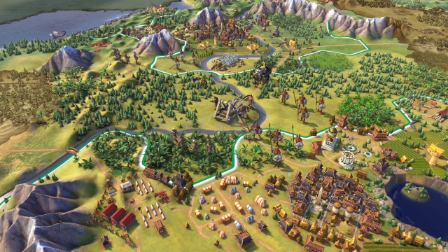 Civilization IV вийде на PlayStation 4 і Xbox One у листопаді