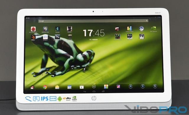 Моноблок HP Slate 21: All-In-One на базе ОС Android