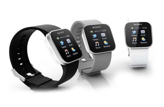 Sony работает над умными часами, использующими электронную бумагу