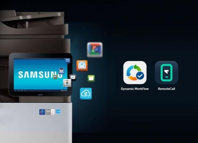 Новые Android-приложения для принтеров от Samsung