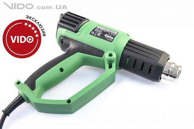 Обзор промышленного фена Hitachi Heat Gun RH650V: универсальный инструмент для ремонта