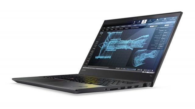 Новые ультрабуки ThinkPad серии P с поддержкой VR