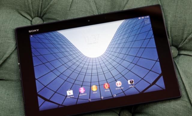 """Sony представит новый 13"""" Android-планшет с ценником $1000"""