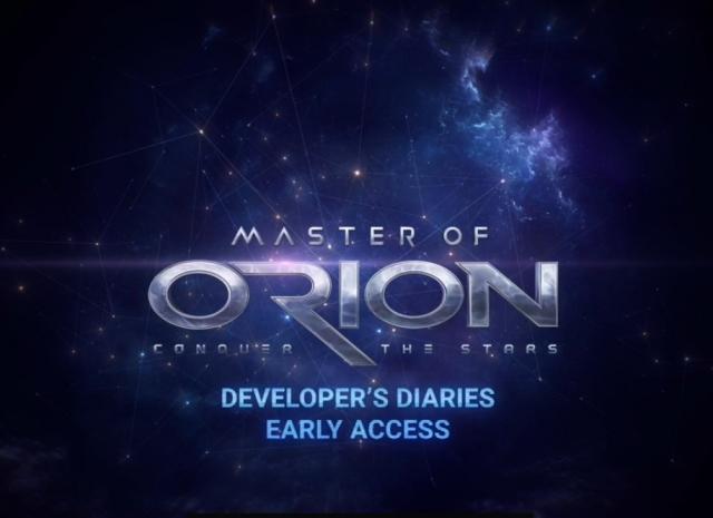 Дневники разработчиков Master of Orion: ранний доступ