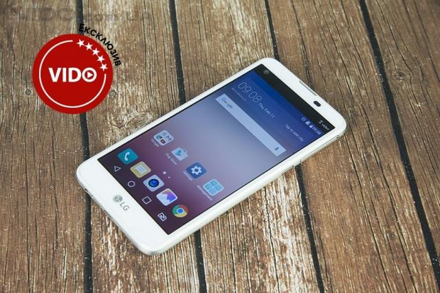 Огляд смартфона LG X View: витончений девайс з двома дисплеями