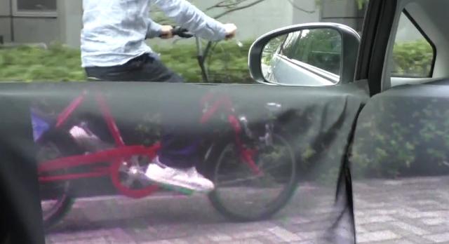 В Японии разработали прозрачный автомобиль для интуитивного вождения
