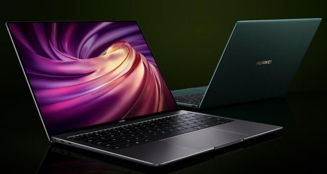 HUAWEI MateBook X Pro - професійні портативні ноутбуки