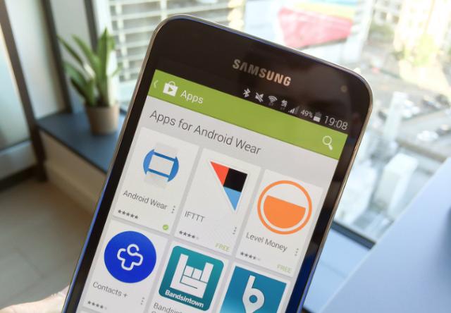 Полный список приложений для Android Wear