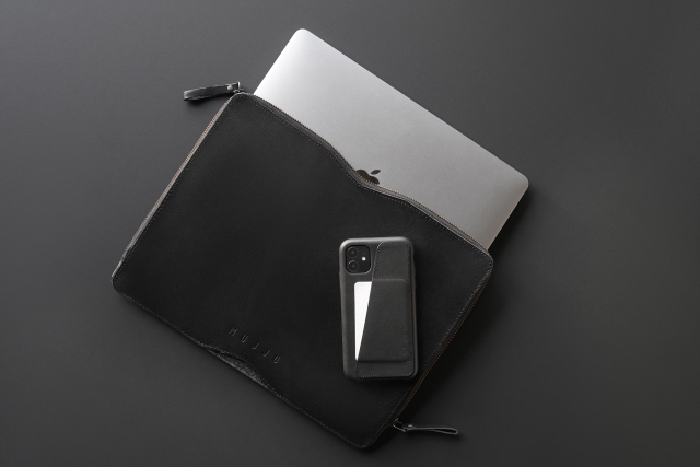 Чохол MUJJO Folio для планшетів та ультрабуків – простота та стиль на кожен день