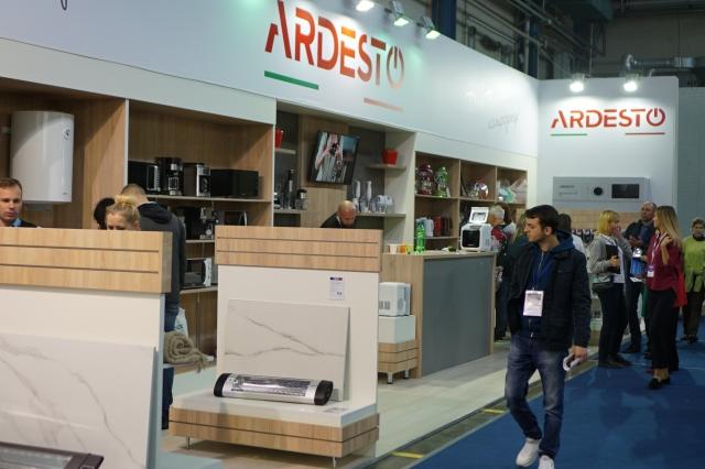 Ardesto на СЕЕ & CEE Games 2019 оновив лінійку продукції та пригощає коктейлями
