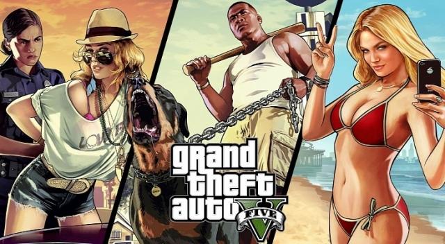 Сравнение Grand Theft Auto 5: PS3 VS PS4