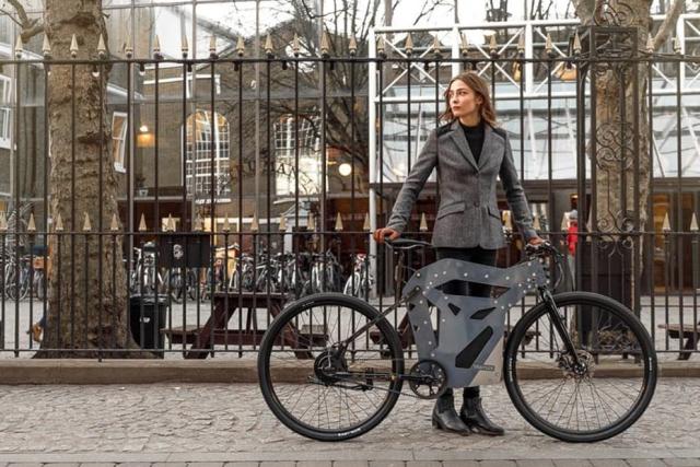 Нові електричні велосипеди та скутери отримають незвичайний зовнішній вигляд