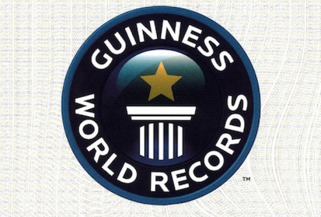 LG установила рекорд Гиннеса, представив самую огромную наружную рекламу в мире