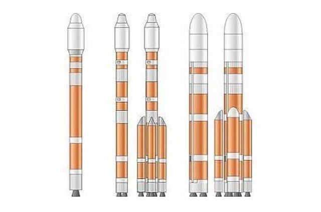 Китай тестирует силовую установку новой ракеты-носителя