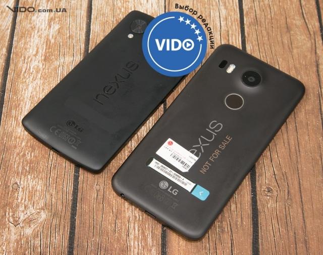 Обзор смартфона LG Nexus 5X: следующий шаг к величию