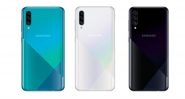 Samsung повідомляє про старт продажів Galaxy A30s в Україні