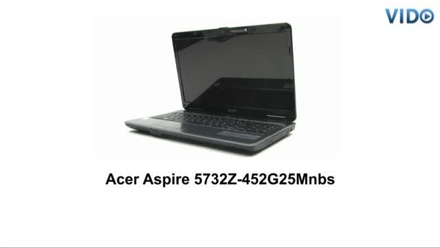 Ноутбук Acer AS5732Z-452G25Mnbs (LX.PMZ0C.042)