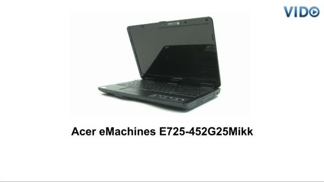 Ноутбук eMachines E725G-452G25Mikk