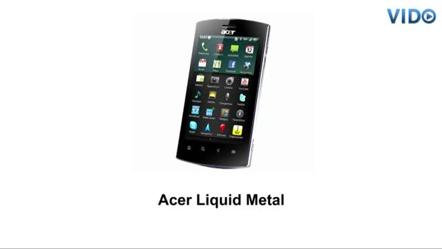 Смартфон Acer Liquid MT S120 (XP.H58EN.020)