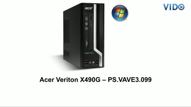 Acer Veriton X490G (PS.VAVE3.099)