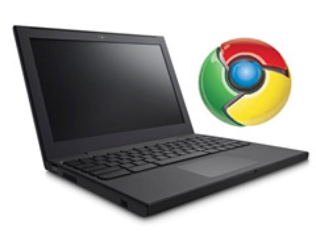 Cr-48 – первый ноутбук  с «заоблачной» ОС.