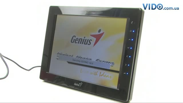 Genius DPF-T805