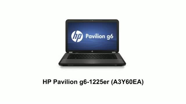 Ноутбук HP Pavilion g6-1225er