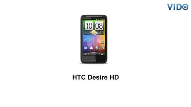 HTC Смартфон A9191 Desire HD (4710937343526)