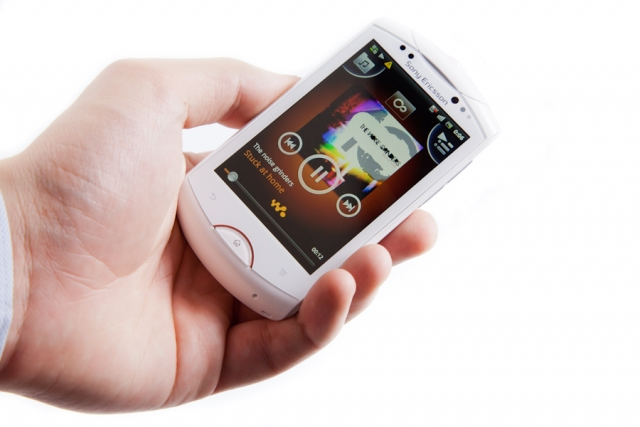 Музыкальный Sony Ericsson Walkman with Live